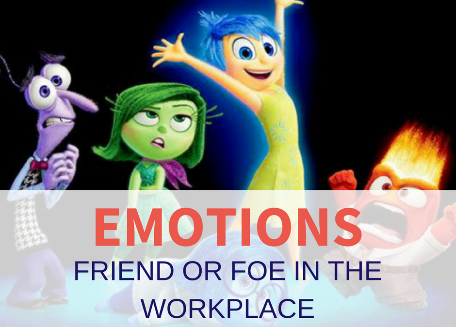 Emotions at work, friend or foe?