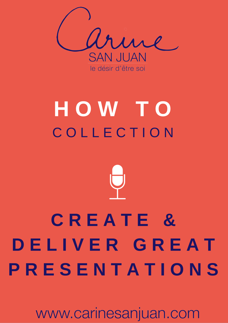 Create & deliver great presentations