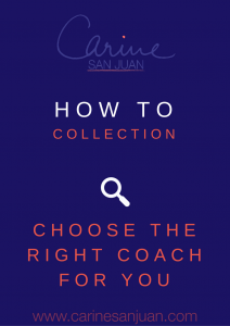 how to choose your coach