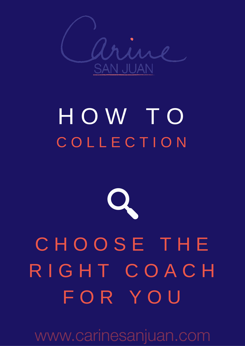 How to choose the right Coach for you