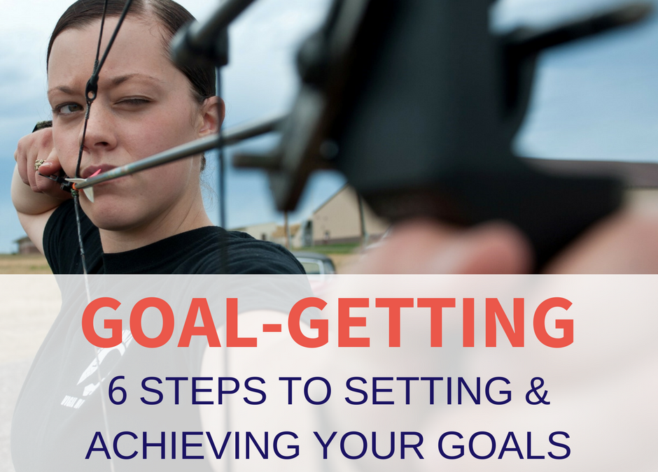 6 steps for achieving your career (and work) goals