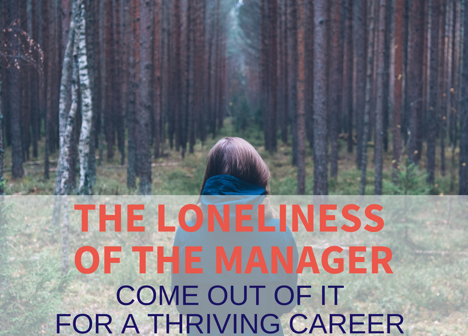 The loneliness of the manager