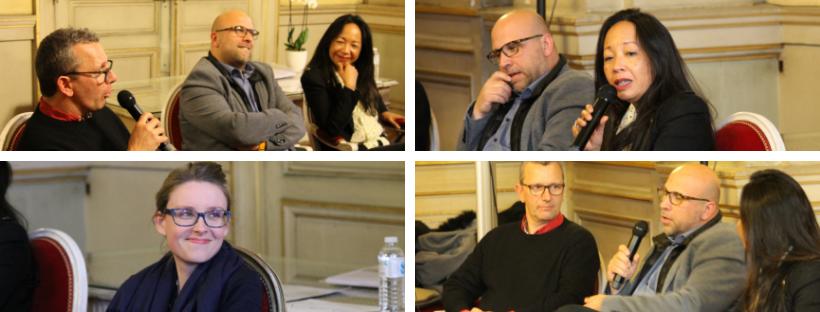 Lean IN Bordeaux conference journee de la femme 2019